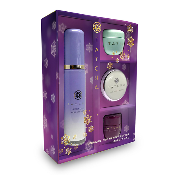 Christmas Gift Guide For Mom Tatcha Skincare For Makeup Lovers Obento Box