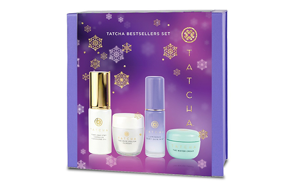 Christmas Gifts For Yourself 2018 The Tatcha Bestsellers Set