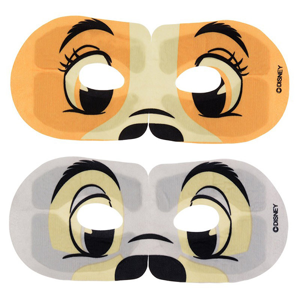 Disney Steam Eye Mask Lady And Tramp Interior