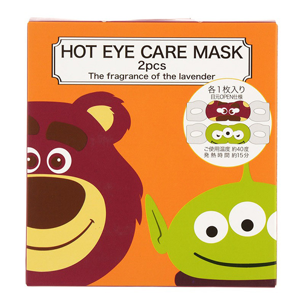 Disney Steam Eye Mask Toy Story Exterior