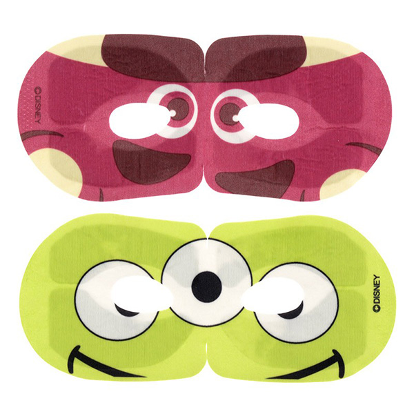 Disney Steam Eye Mask Toy Story Interior