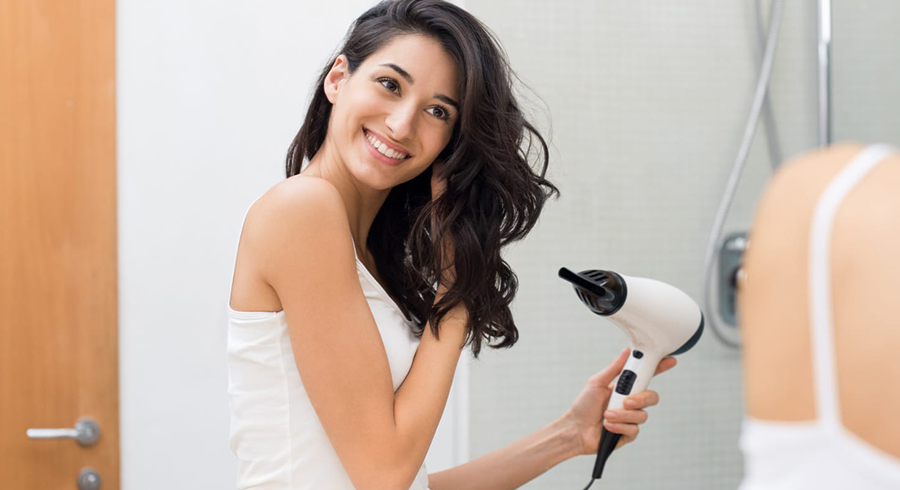 7 hairdryer hacks you didn't know about that will save you big bucks on styling products