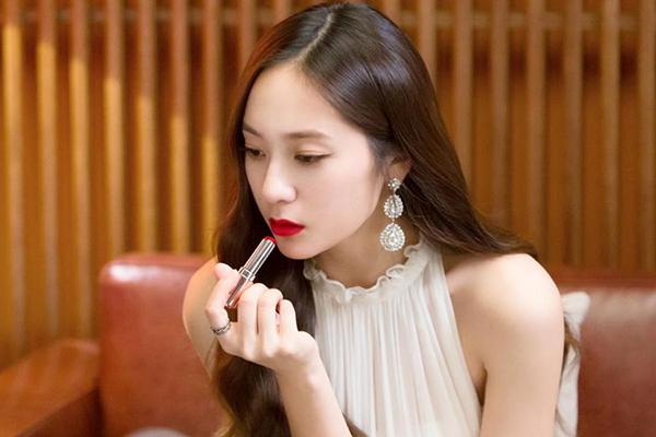K Drama Rich Girl Style Dewy Complexion