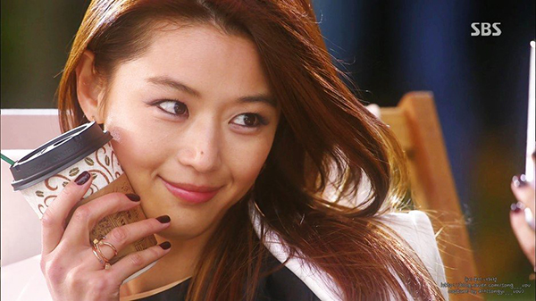 K Drama Rich Girl Style Smooth Tresses