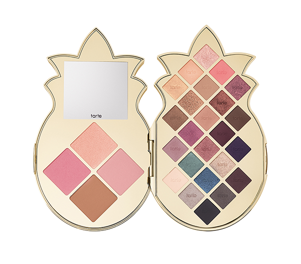 Limited Eyeshadow Palettes 2018 Tarte Pineapple Of My Eye Collector's Set