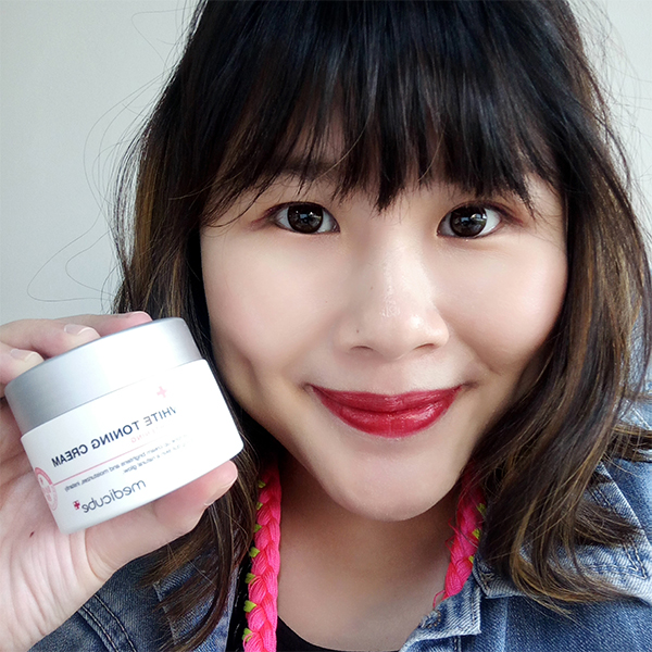 Medicube Review White Toning Cream