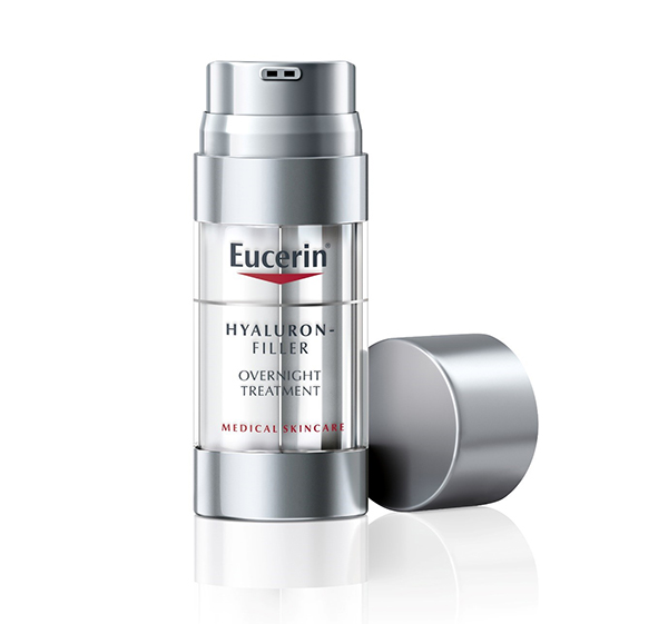 Nov Product Round Up Eucerin Hyaluron Filler Overnight Treatment