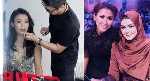 Singapore Celebs Makeup Hair Skincare