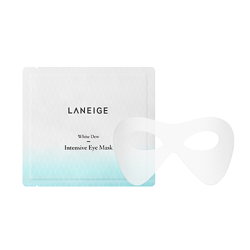 White Dew Intensive Eye Mask 01