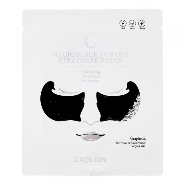 Caolion Magic Black Powder Eye and Cheek Patch