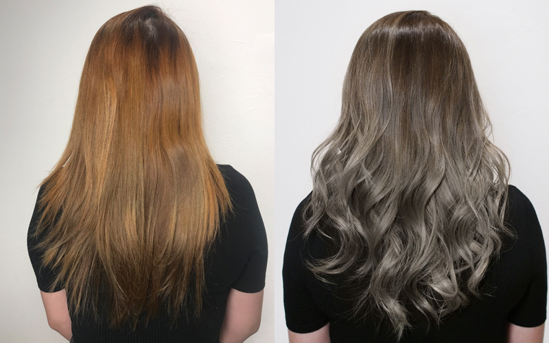 Be Salon Crp Emily Before After
