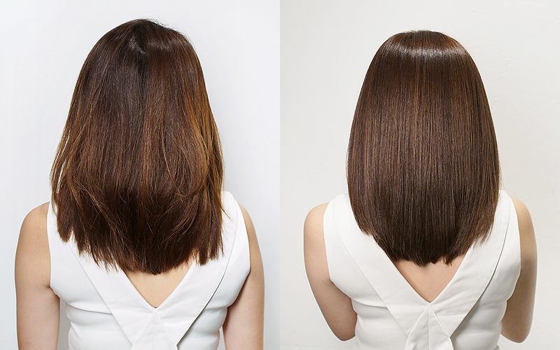 Be Salon Crp Jackie Before After