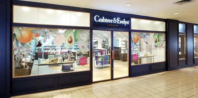 Crabtree Evelyn Singapore Close Down 2