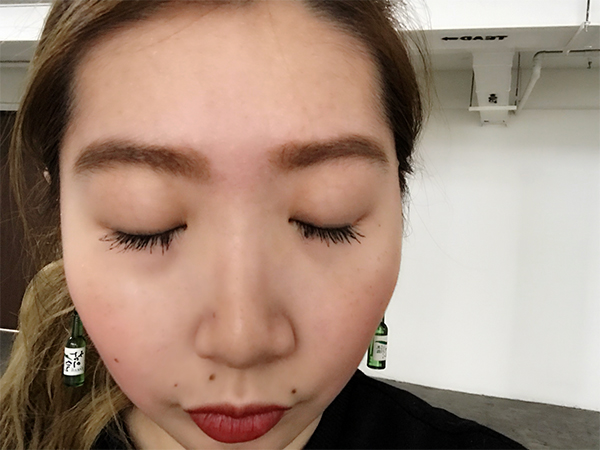 Kate Tokyo Lash Former Review After Work Day