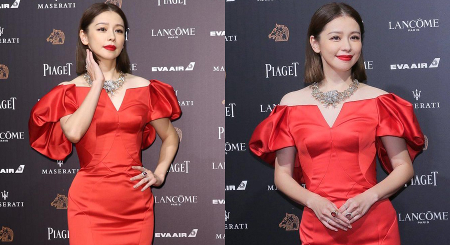Vivian Hsu swears by this specific shade of lipstick to look more radiant. Find out what it is!