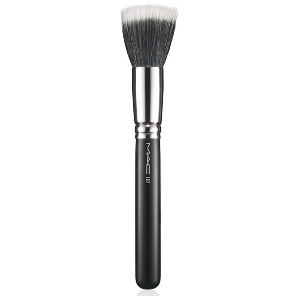 Stippling Brushes Mac 187 Synthetic Duo Fibre Face Brush