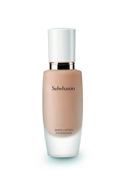 Sulwhasoo Sheer Lasting Foundation 2018