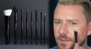Wayne Goss Brush Cover