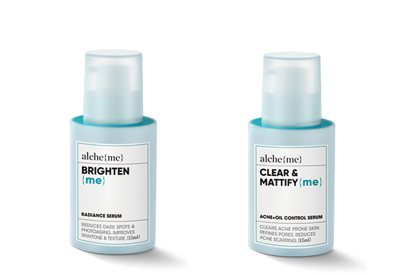 Alcheme Brighten Me And Clear And Mattify Review