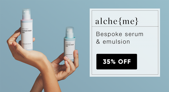 The highly-raved {Bespoke} skincare set at 35% off – get yours today!
