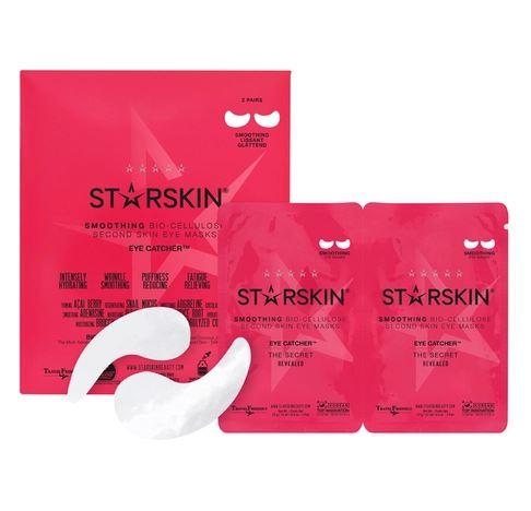 Starskin Eye Catcher Smoothing Bio-Cellulose Second Skin Eye Masks