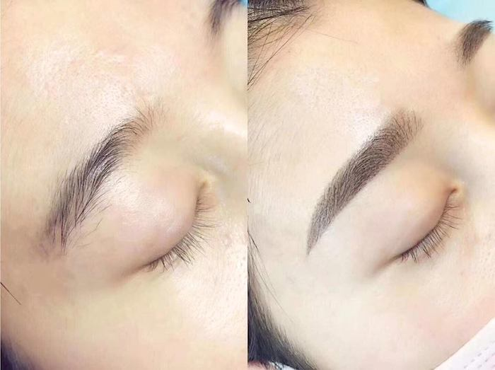 Best Eyebrow Embroidery Beauty Recipe