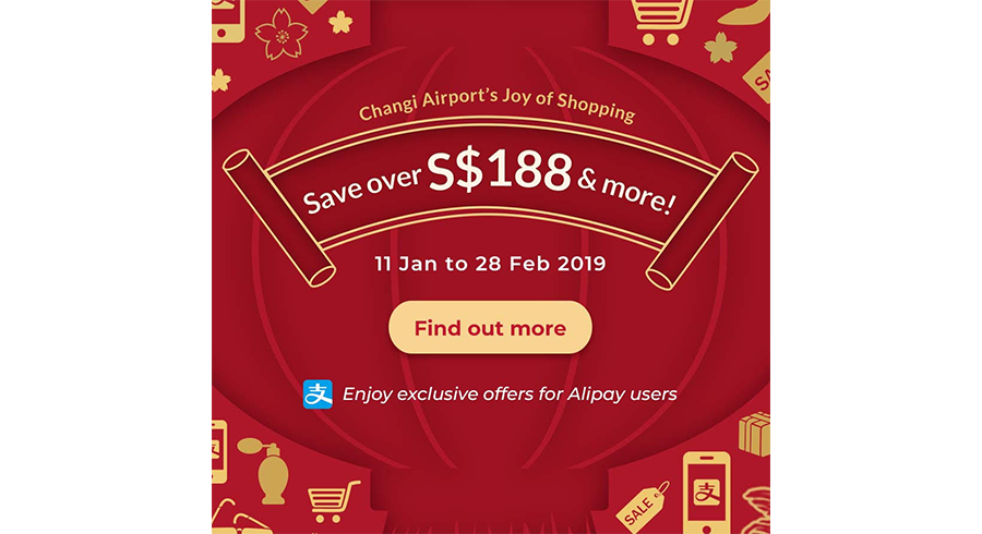 Ready to save >$188 on new stuff for CNY?