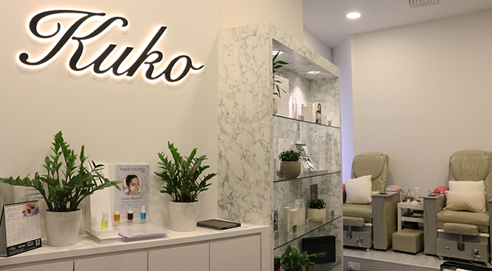 orchard central beauty salons kuko