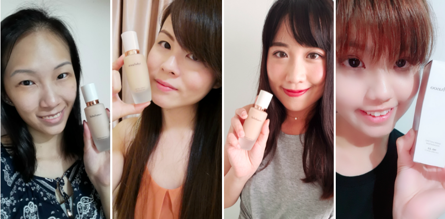 Sulwhasoo Sheer Lasting Foundation Reviewers