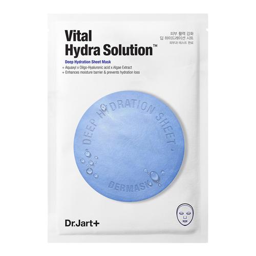 Beauty Under Sgd10 Dr Jart Mask Water Jet Vital Hydra Solution