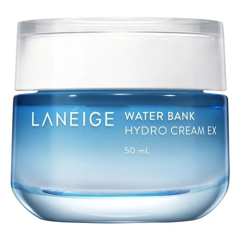 Best Korean Moisturisers Laneige Water Bank Hydro Cream Ex