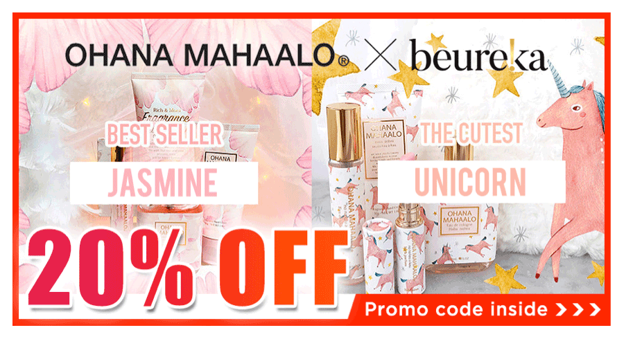 ❤ BEUREKA: Every Girl Will Love These Ohana Mahaalo Fragrances 😍