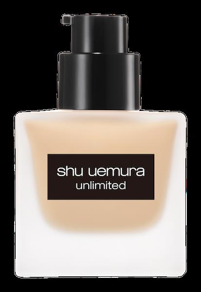 New Foundation Shu Uemura