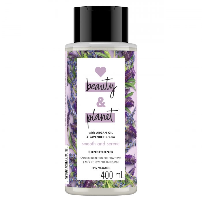 Love Beauty And Planet Argan Oil Lavender Conditioner