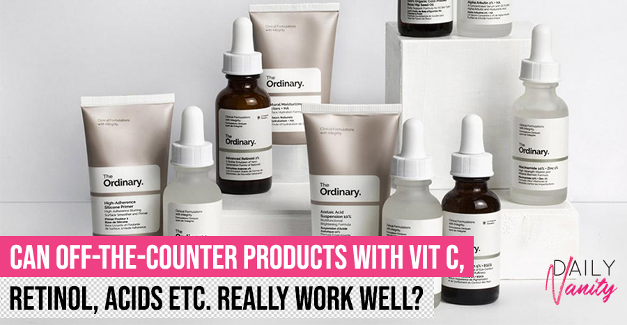 Products with medical-sounding ingredients: We ask a doctor what he thinks about them