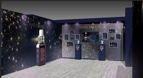 Estee Lauder Power Of Night Popup