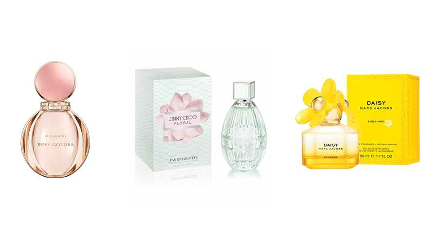 8 new fragrances reminiscent of flowers to get you in the mood for Spring