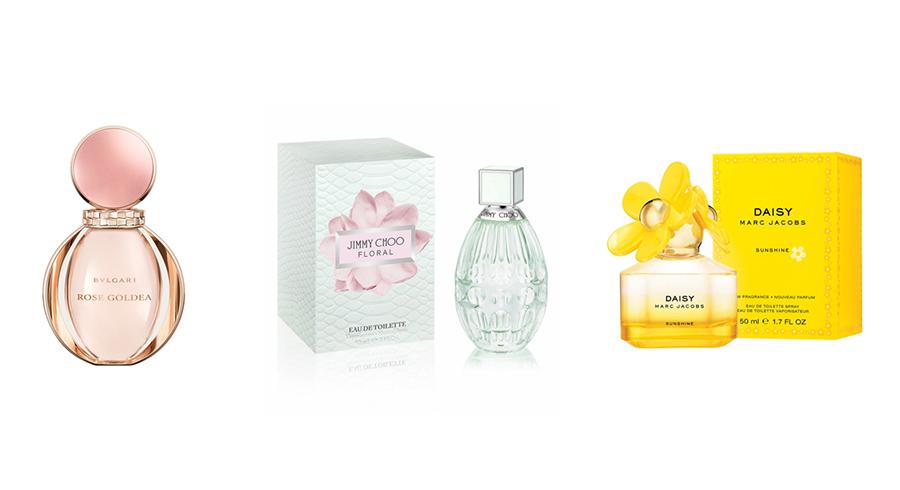 Fragrance Header
