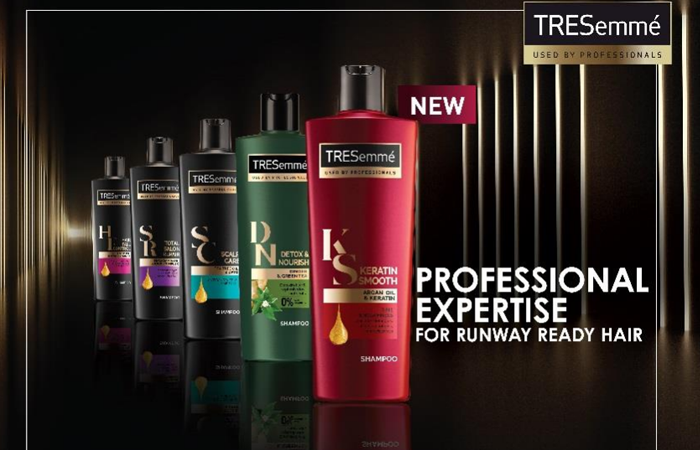 Hair Products Round Up Tresemme