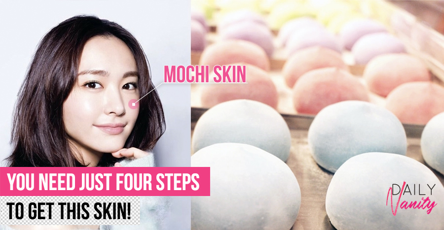 Mochi skin is Japan's answer to glass skin and here's why it should be our #skingoal