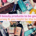 Beauty survey mar19