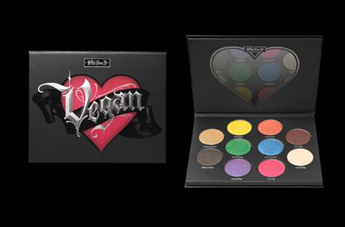 April Product Round Up Kat Von D Vegan Love Palette