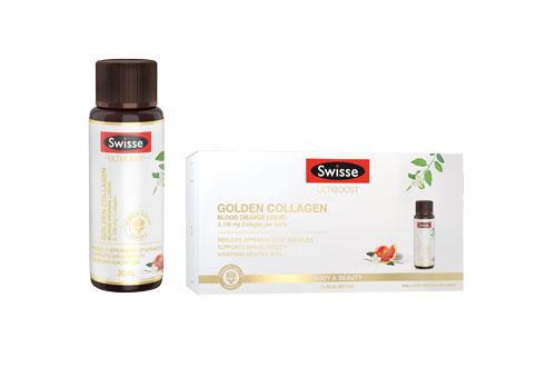 April Product Round Up Swisse Ultiboost Golden Collagen Blood Orange Liquid