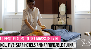 Best Massage In Kl