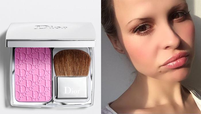 Best Pink Blushers Dior