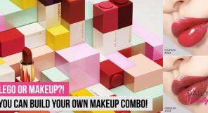 Lego Makeup Stone Brick