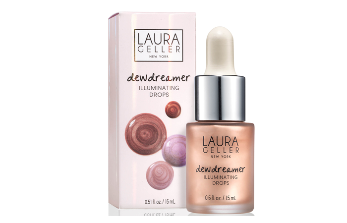 Lookfantastic Beauty Egg Laura Geller Dewdreamer Illuminating Drops