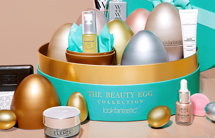 Lookfantastic Beauty Egg