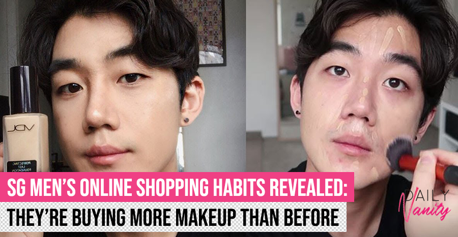 Study: Men are buying more makeup than before. We found out what they've been buying