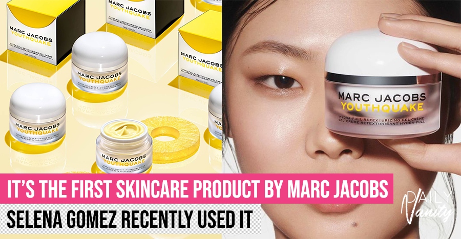 Marc Jacobs Skincare Youthquake Hydra Full Retexturizing Gel Creme Featured